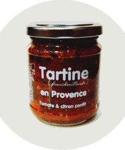 Tartine en Provence rue traversette