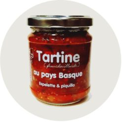 Tartine Pays Basque rue traversette