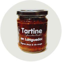 Tartine en Languedoc rue traversette