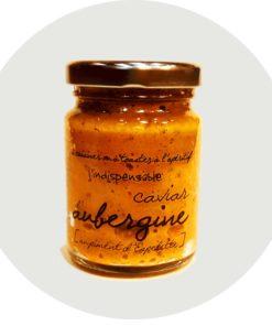 Caviar d'aubergine rue traversette