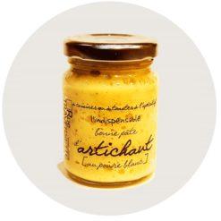 Crème Artichaut Poivre Blanc
