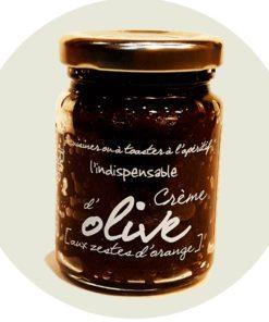 Tapenade Olive Noire Zestes d'Orange