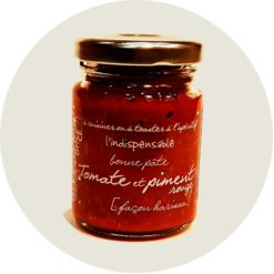 Tapenade Tomate Piment Rouge