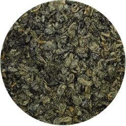 thé vert chine Gunpowder dammann comptoir le havre