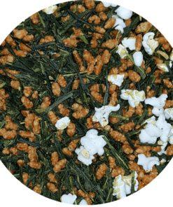 thé vert Genmaïcha dammann frères