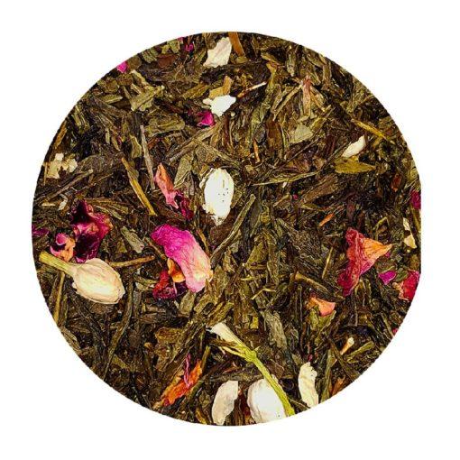 Bali thé vert dammann frères en vrac