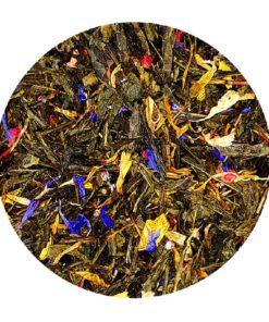 Barrière de corail thé vert essencia en vrac