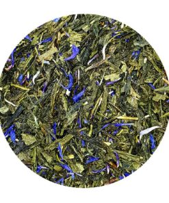 Calabria thé vert bergamote dammann frères en vrac