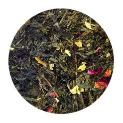 thé vert Clair de fruit dammann frères en vrac