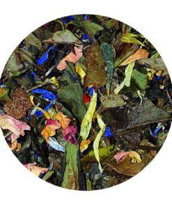 thé vert et blanc Clair de lune essencia en vrac