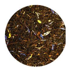 Earl Grey fleurs thé noir dammann frères vrac