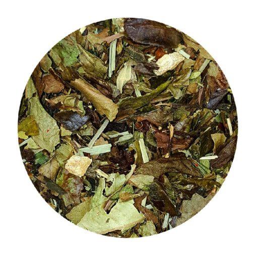 La Fiancée du Pirate thé vert et blanc