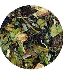 Thé vert et blanc Caraïbes Comptoir des Aromes Le Havre
