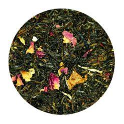 Les marquises thé vert dammann comptoir le havre