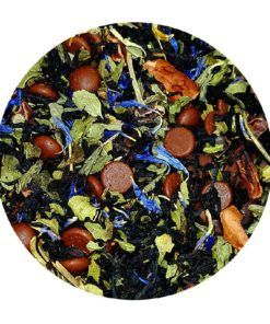 thé noir et Menthe Chocolat essencia