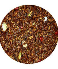 Rooibos de Noël dammann thé rouge le havre