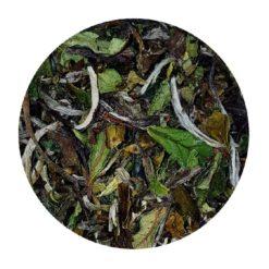 thé blanc Paï Mu Tan dammann