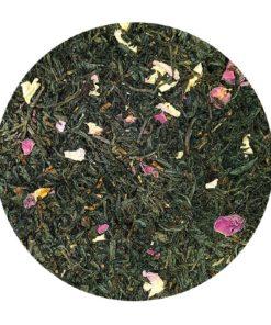 thé noir Rose dammann en vrac le havre