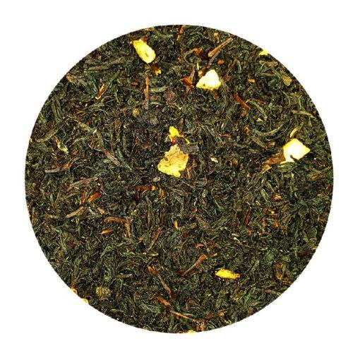 thé noir citron essencia zeste de soleil en vrac