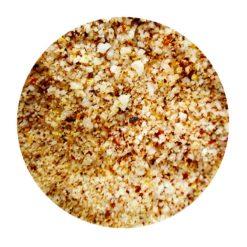 Sel aromatisé fleur de sel piment d'espelette