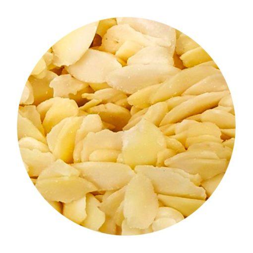 Amandes effilées pâtisserie en vrac Comptoir Arômes