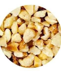 Noisettes concassées pâtisserie en vrac Comptoir Arômes