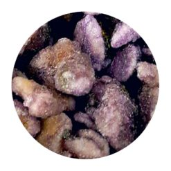 fleurs violettes cristallisées en vrac Comptoir Arômes