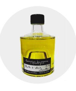 Huile d'olive Morilles empilable Comptoir Arômes
