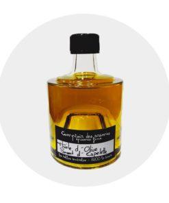 Huile d'olive piment d'espelette Comptoir Arômes