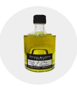Huile d'olive Thym et Romarin Comptoir Arômes