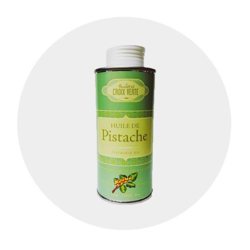 Huile de pistache Croix verte Comptoir Arômes