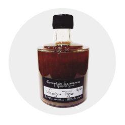 Vinaigre pulpe de Figue Comptoir des Arômes