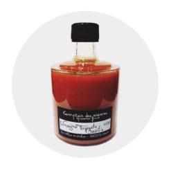 Vinaigre pulpe de tomates Comptoir Arômes