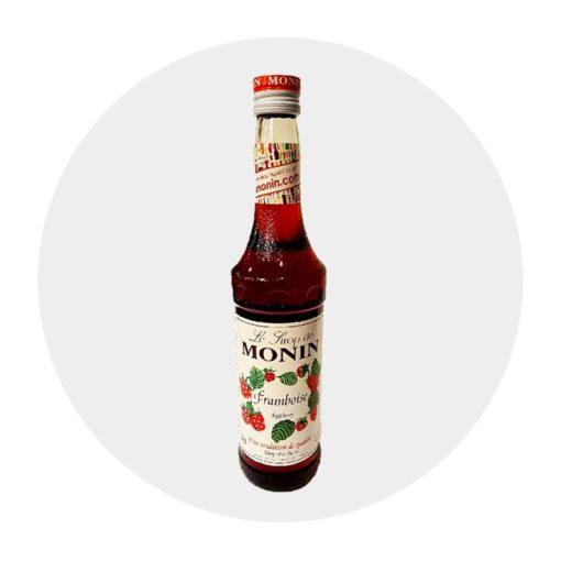 Sirop Framboise Monin Comptoir Arômes