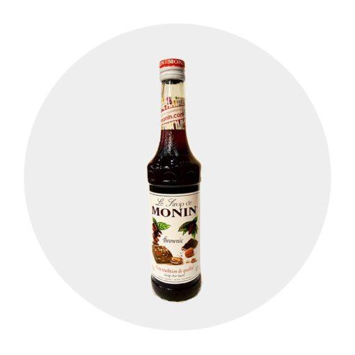 Sirop Brownie Monin Comptoir Arômes