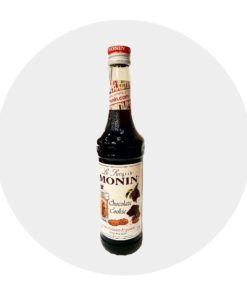 Sirop Chocolate Cookie Monin Comptoir Arômes