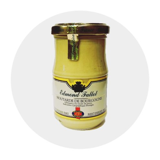 Moutarde de Bourgogne Fallot Comptoir Arômes