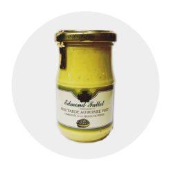 Moutarde au Poivre Vert Fallot Comptoir Arômes