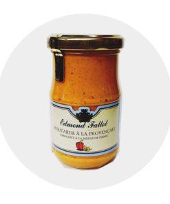 Moutarde Provençale Fallot Comptoir Arômes