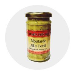 Moutarde Ail et Persil Comptoir des Arômes