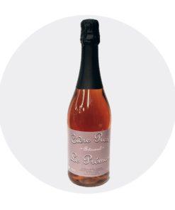 Cidre Rosé le Père Tranquille Comptoir Arômes
