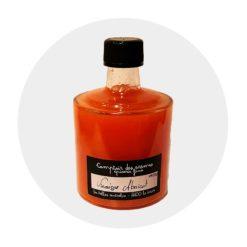 Vinaigre pulpe d'abricot Comptoir Arômes