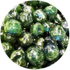 Cerises vertes confites en vrac Comptoir Arômes
