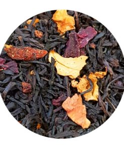 Thé noir les 5 Tibétains essencia thé le havre