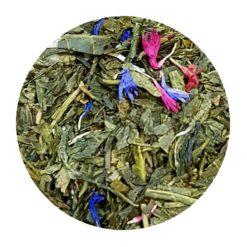 Thé vert l'Oriental dammann acheter thé en vrac Le Havre