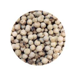 Poivre blanc Muntok de Java poivre en vrac