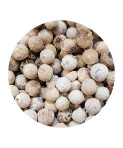 Poivre blanc Sarawak de Malaisie poivres en vrac