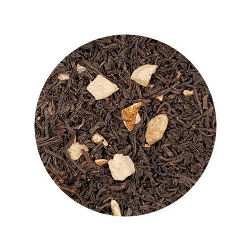 Christmas tea thé noir dammann frères en vrac