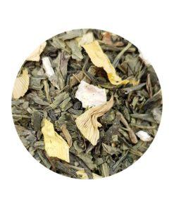 thé vert Mélange du Prieuré damman le havre