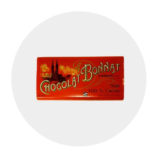 Chocolat Noir Bonnat 100 %